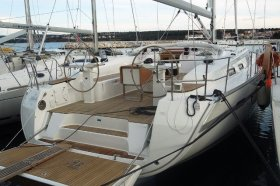 "Bavaria cruiser 50 in Trogir ""Pomerol"""