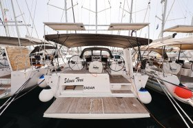 "Dufour 520 GL in Biograd ""silence three"""