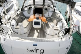 "Bavaria cruiser 37/2 in Primosten ""Swing"""