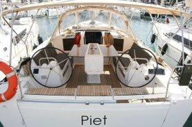 """Dufour 412 GL in Primosten """"Piet"""""""