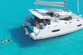 "Fountaine Pajot Lucia 40/ 3 in Pula ""Makohela"""