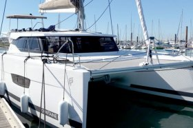 "Fountaine Pajot Lucia 40/ 4 in Primosten ""Leon"""