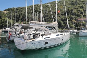 "Hanse 458 in Dubrovnik ""Nicole"""