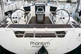 "Océanis 45 in Pula ""Phantom"""