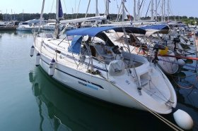 """Bavaria 38 in Pula """"Carry on"""""""