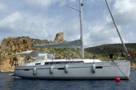 "Bavaria cruiser 37 in Palma ""Alena"""