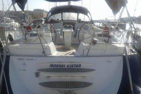 """Sun Odyssey 54 DS in Zadar """" Morski vjetar """""""