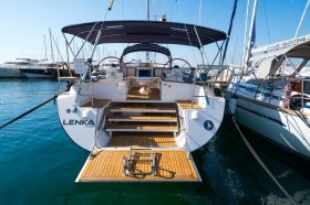 "Elan Impression 514 in Biograd ""Lenka"""