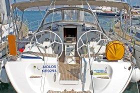 """Bavaria 46 cruiser in Lavrion """"Aiolos"""""""