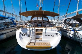 "Elan 434 Impression in Biograd ""Skatka"""