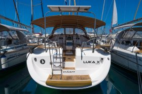 "Elan 434 Impression in Biograd ""Luka X"""