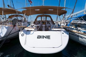 "Elan Impression 45 in Biograd ""Bine"""