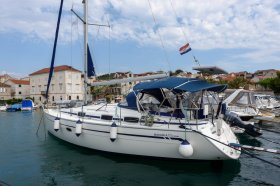 "Bavaria 37 cruiser in Trogir ""Katarina"""