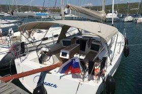 """Bavaria 37 cruiser in Lavrion """"Nestor"""""""