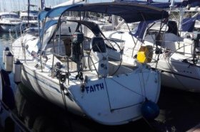 "Bavaria 35 cruiser in Pula ""Faith"""