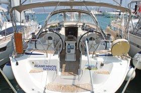 "Bavaria 50 cruiser in Lavrion ""Agamemnon"""