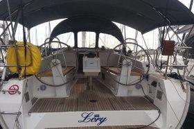 "Bavaria cruiser 41 in Split ""Lory"""