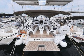"Sun Odyssey 410 in Biograd ""Beauty"""
