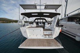 """Dufour 460 GL in Trogir """"Sea Shadow"""