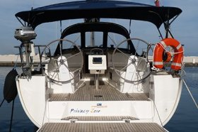 "Bavaria cruiser 37 in Procida ""Privacy Zero"""