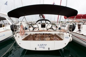 "Elan 450 Performance in Biograd ""Karpo"""