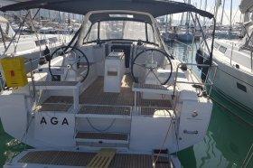 """Oceanis 38.1 in Biograd """"Aga"""""""