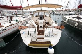 "Elan 344 Impression in Biograd "" Luna"""