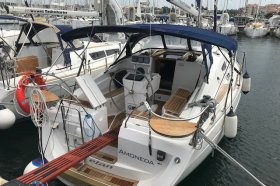"Elan 344 Impression in Biograd ""Amoneda"""