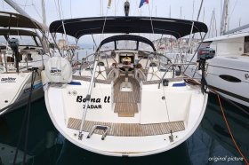 "Bavaria 47 cruiser in Trogir ""Borna"""