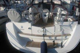 """Sun Odyssey 39i in Portisco """"Cabiria"""""""