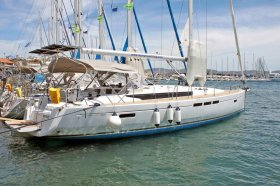 "Sun Odyssey 509 in Lavrion ""Achilles"""