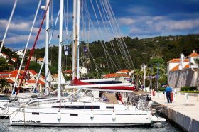 "Bavaria cruiser 37 in Trogir ""My Princess"""