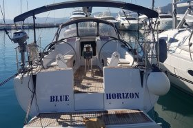 "Hanse 345 in Kaštela ""Blue Horizon"""