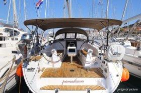 "Bavaria cruiser 41 in Trogir ""Primadonna"""
