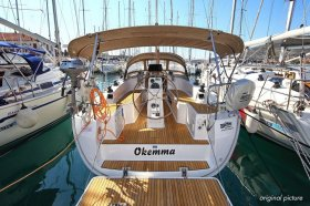 "Bavaria cruiser 33 in Trogir ""Okemma"""
