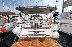 "Bavaria cruiser 46 in Pula ""Apollon"""