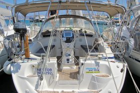 """Bavaria 51 cruiser in Fethiye """"Licence to Chill"""""""