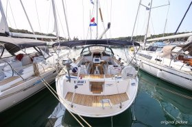 "Bavaria 51 cruiser in Pula ""Hannah I"""