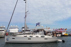 "Bavaria cruiser 40 in Palma ""Tesoro"""