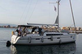 """Bavaria cruiser 41 in Palma """"Fireball"""""""