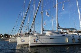 """Bavaria cruiser 50 in Palma """"Silver Cloud"""""""