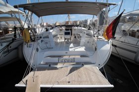 "Bavaria cruiser 51 in Palma ""Firewall"""