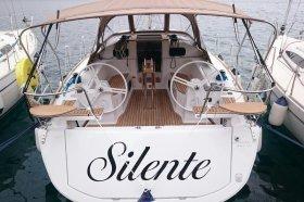 "Elan Impression 40 in Trogir ""Silente"""