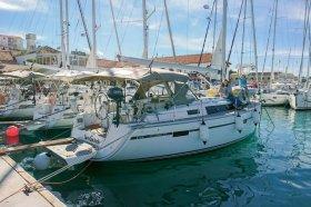 """Bavaria cruiser 37 in Trogir """"Sursulapitschi"""""""