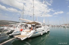 "Bavaria cruiser 45 in Trogir ""Lydia"""