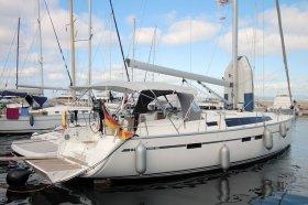 "Bavaria cruiser 46 in Palma ""Lucy Ball"""