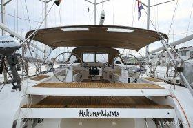 "Bavaria cruiser 55 in Trogir ""Hakuna Matata"""
