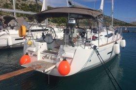 "Sun Odyssey 409 in Zadar ""Ad hoc"""