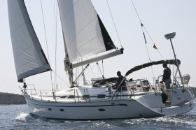 "Bavaria 51 cruiser in Pula ""Feel Free"""