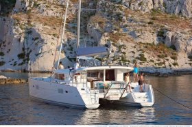 "Lagoon 400 s2 in Split ""Ana"""